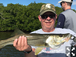 Stan, that is one healthy looking snook.