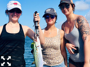 These ladies had an amazing day out on the water.